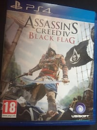Assasin's Creed IV Black Flag ps4 8414 km