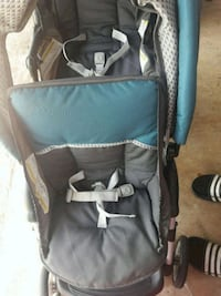 Double stroller great condition Houston, 77064