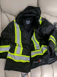 Viking insulated Fire Rated rainwear 300D FR Beaumont, T4X