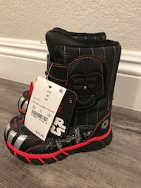NEW With Tags Star Wars Toddler Snow Boots 7/8 Scottsdale, 85257