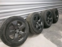 Set of 4 Bridgestone winter tires + OEM Acura rims Winnipeg, R3X 1T2