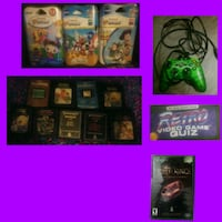 Video Games & Accessories!!