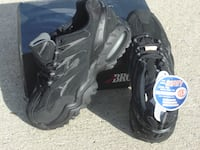 GREAT CHRISTMAS GIFT BRAND NEW & NEVER USED BROOK RONIN STEEL TOE SAFETY CERIFIED SHOES SIZE 9! Mississauga