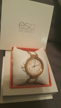ESQ Movado Women's watch