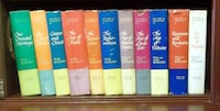 Durant - History of Civilization Set of 11 Volumes Sykesville