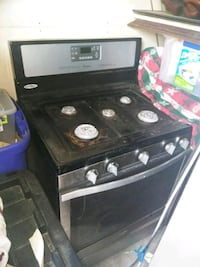 Five burner stove stainless steel San Antonio, 78220