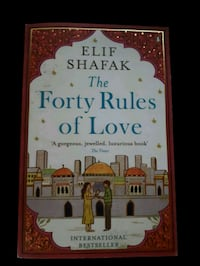 Forty Rules of Love Gürsel, 34400