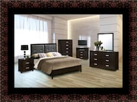 B120 11pc bedroom set with mattress Capitol Heights, 20743