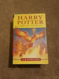 Harry Potter book by J K Rowling Kitchener, N2P