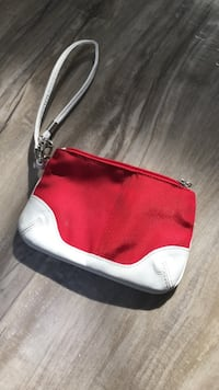 red and white wristlet London, N5W 6E3