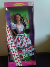 Mexican Barbie doll