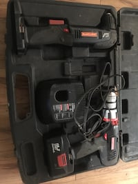 black and red Craftsman power drill Riverview, 33578