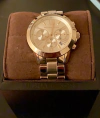 Gold Michael Kors Watch Vaughan, L6A 1A1