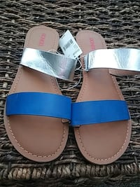 brown and blue sandals Nashville, 37013