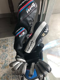 TaylorMade M4 Left-handed Golf Clubs Dallas