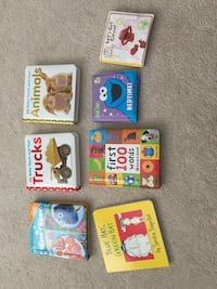 Toddler Books 604 mi