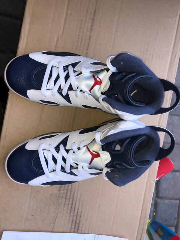 """913a6a180e35 Used Jordan Retro 6 """"Olympic"""" (2012) size 10.5 (worn once) for sale ..."""