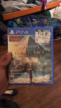 PS4 Assassin's Creed Origins case Suffolk, 23434