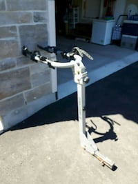 Swiss cargo 4 bike carrier. Blainville, J0N