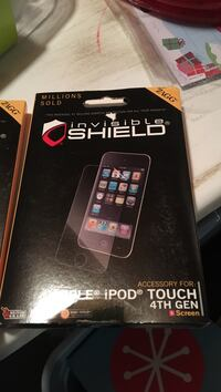 Invisashield ipod screen saver Freehold township, 07728