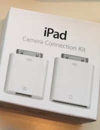 iPad & iPhone camera connection kit Lerum, 443 92