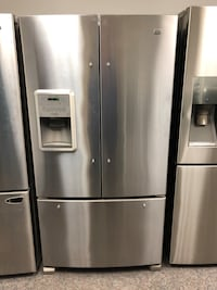 MAYTAG STAINLESS STEEL FRENCH DOOR FRIDGE  Charlotte, 28134
