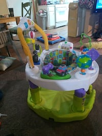Evenflo ExerSaucer for babies