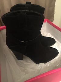 Ramey Black Boots Size 10 Baltimore, 21207