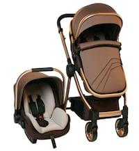 Prava Baby Home P-14 Gold Travel Sistem Bebek Arab 8411 km