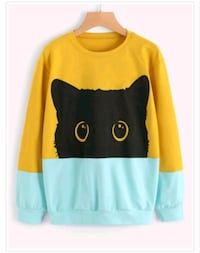 yellow and black crew-neck sweater Mumbai, 400059