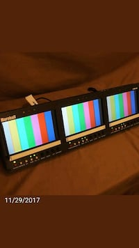 Marshall video monitor 3 in one Laurel, 20708