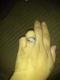 Stainless steel ring for woman Houston, 77037