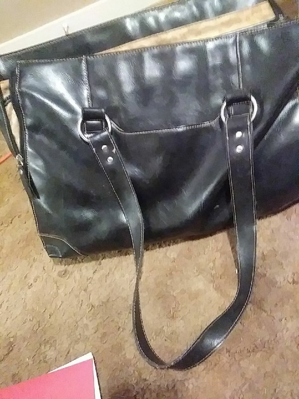 61af15d7a15f Used Big pûrse could be used as diaper bag at the same for sale in ...