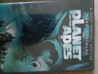 Planet of the apes dvd Hialeah, 33012