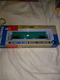 green and blue train toy set Denver, 80219