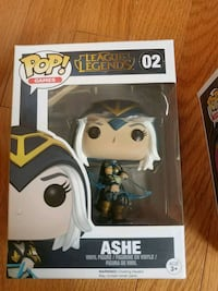 Ashe Vinyl Pop Figure (League of Legends) Richmond Hill, L4S 2J1