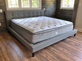 KING & QUEEN MATTRESS SETS-NEW