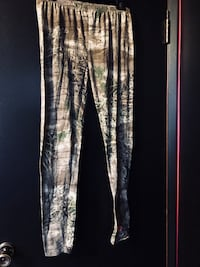 REALTREE Camo Leggings Size M