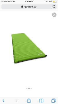 Neo Air Thermarest mattress  Victoria, V9A 1M2