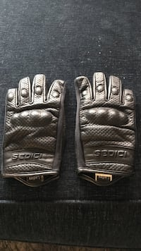 Women Leather Sedici Motorcycle Gloves Los Angeles, 90045