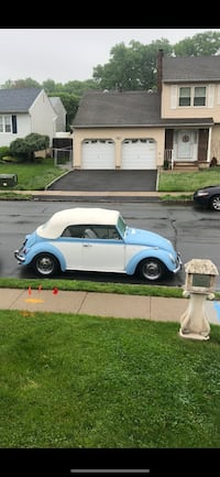 Volkswagen - The Beetle - 1968 South Bound Brook, 08880