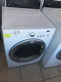 white front-load clothes washer Albuquerque, 87104