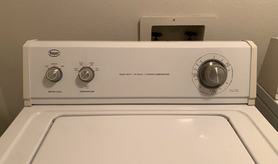 Washing machine + Free dryer! 1