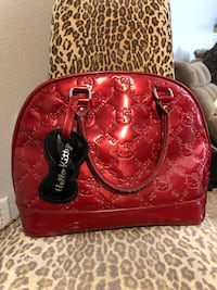 Hello Kitty Loungefly Purse 1468 mi
