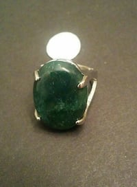 Assorted Agate Stone Men's Rings