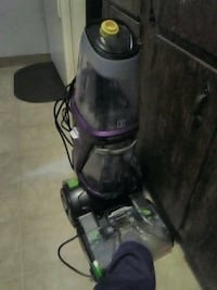 Pro heat x2 pet carpet cleaner