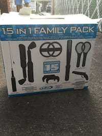 Wii Family Pack Methuen, 01844
