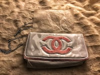 graue Chanel Ledertasche Geretsried, 82538