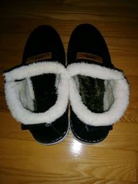 Winter man shoes