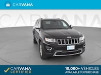 2015 Jeep Grand Cherokee Limited Sport Utility 4D Downey, 90240